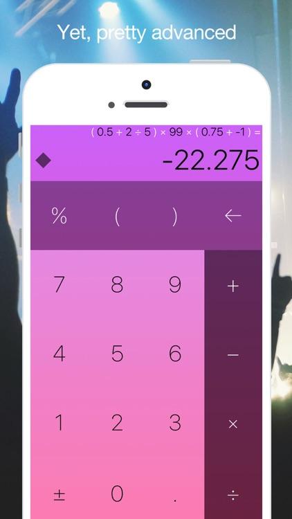 Classicalc calculator