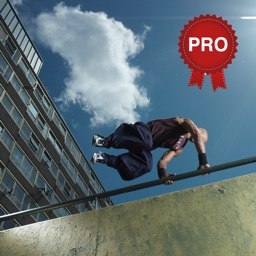 Parkour Workout Challenge PRO - Gain speed,agility