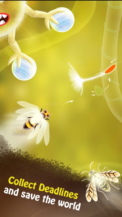 Dandelion Game screenshot-3