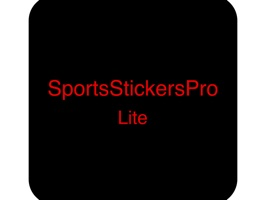 Want to try out the best Sports Sticker app ever SportsStickersPro try SportsStickersPro Lite
