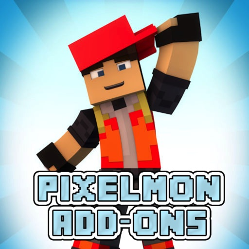 Pixelmon Add ons for Minecraft - Pocket Editiоn PE