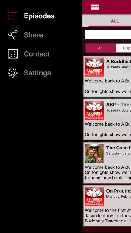 A Buddhist Podcast screenshot-3