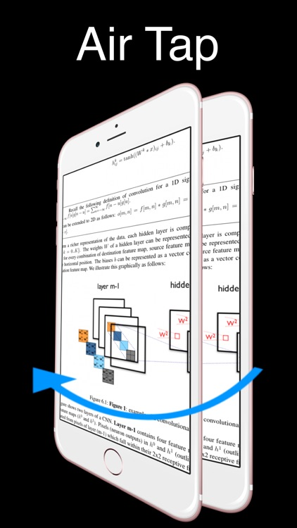 One hand readable 3D PDF reader-Air Reader