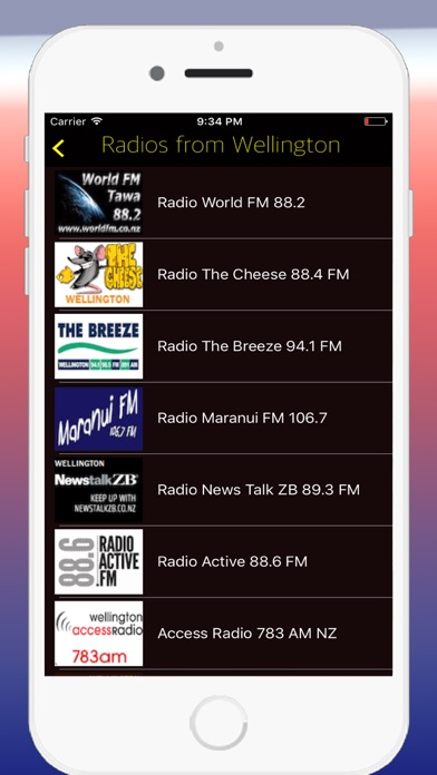 Radio New Zealand FM - Live Radio Stations Online by Alexander