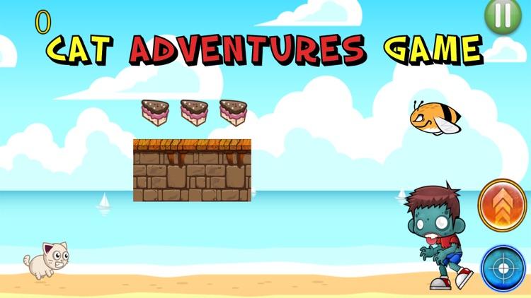 Cat Adventures Game