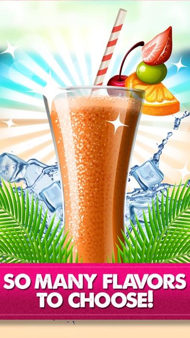 Icy Drink Salon - Frozen Juice Treat Maker Madness screenshot two