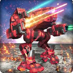 Sniper Battle Robots