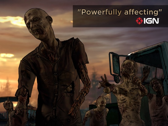 Screenshot #5 for The Walking Dead: A New Frontier
