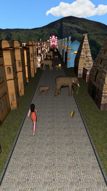 Indian Princess Runner