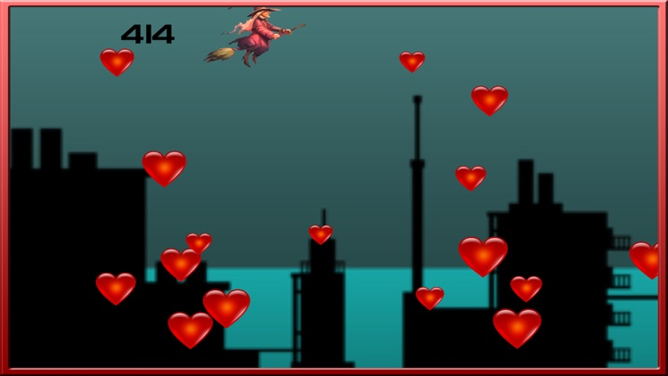 Cute Witch on Valentine Day - Lovely Game for kids screenshot-3