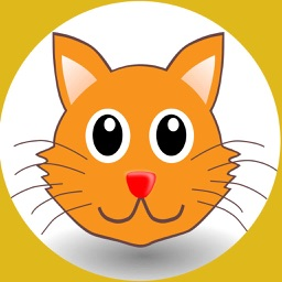 Catch me if you can ? Tom Cat - Circle this cat game for all ages