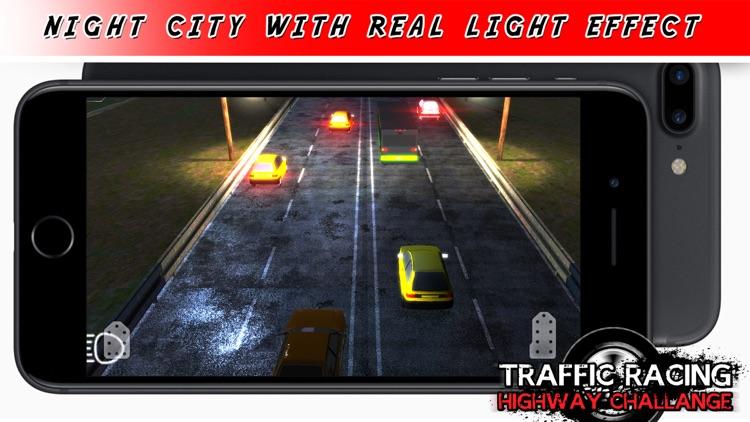 Highway Traffic Racing - Rivals Speed Car Racer screenshot-4