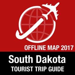 South Dakota Tourist Guide + Offline Map