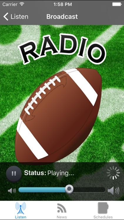 Texas Football - Sports Radio, Scores & Schedule
