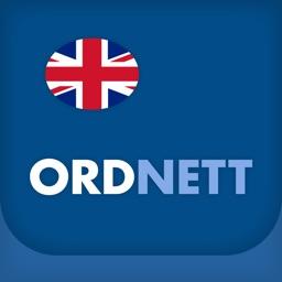 Ordnett - English Blue Dictionary