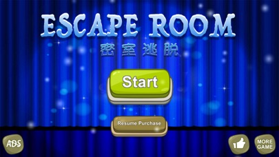 Escape The Rooms:Magic Room Escape Challenge Games screenshot one
