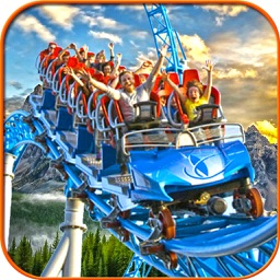 Mountain Roller Coaster Simulator