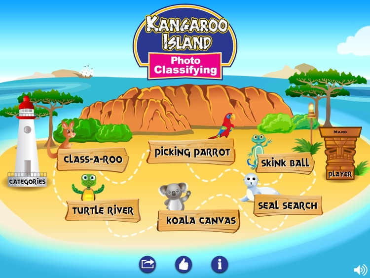 Kangaroo Island Classifying screenshot-0