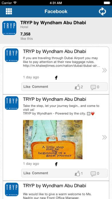TRYP Hotel Abu Dhabi 3