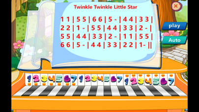 KID PIANO - BABY PIANO screenshot three
