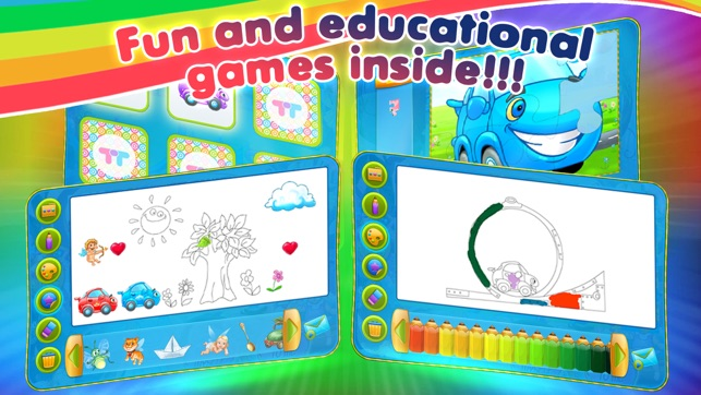 Leo's Cars game for kids: Kids' games & apps for kids ...