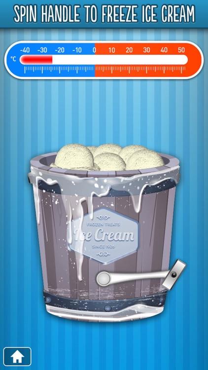 Icy Dessert Maker - Frozen Ice Cream Treats