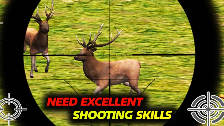 Wild Animal Hunting Safari 2017: Deer Hunting