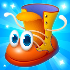 Activities of Boots Story - Fairy tale with games for kids