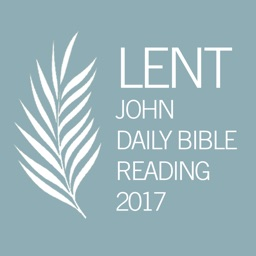 Lent - John Daily Bible Reading S.O.A.P. 2017