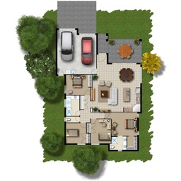 Magical Floor Plan Ideas & Design Layout