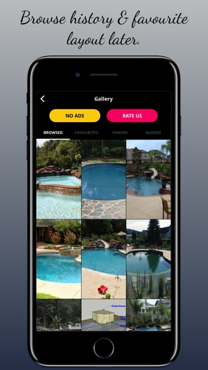 Swimming Pool Design Ideas on the App Store