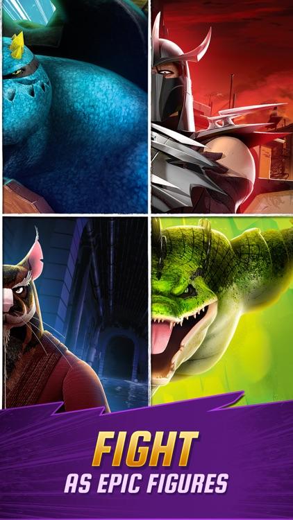 Teenage Mutant Ninja Turtles: Legends screenshot-0