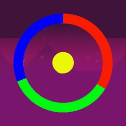 Crazy Color Wheel Twisted