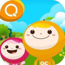 开心橙宝云电话手表