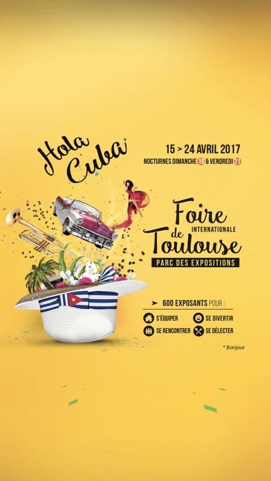 Foire de Toulouse 2017 screenshot one