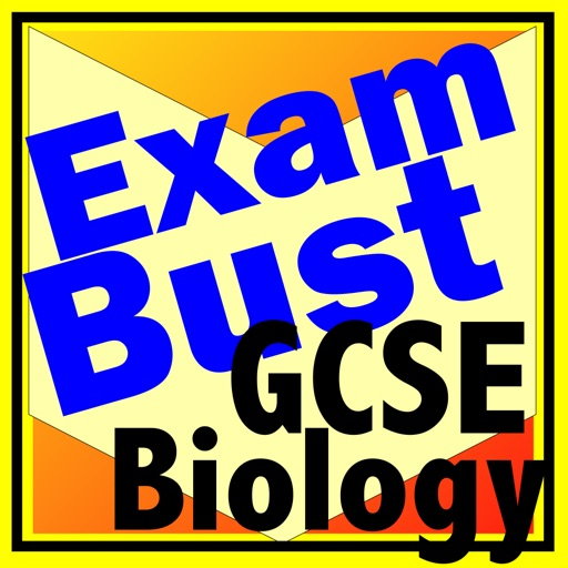 GCSE Biology Prep Flashcards Exambusters
