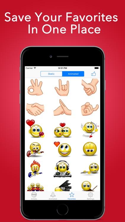 Animated Adult Emoji Icons & Naughty Emoticons Pro screenshot-3