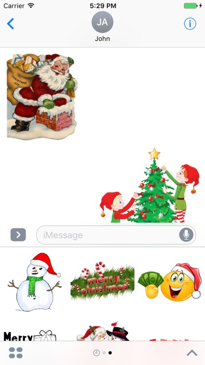 Christmas Sticker Pack ++