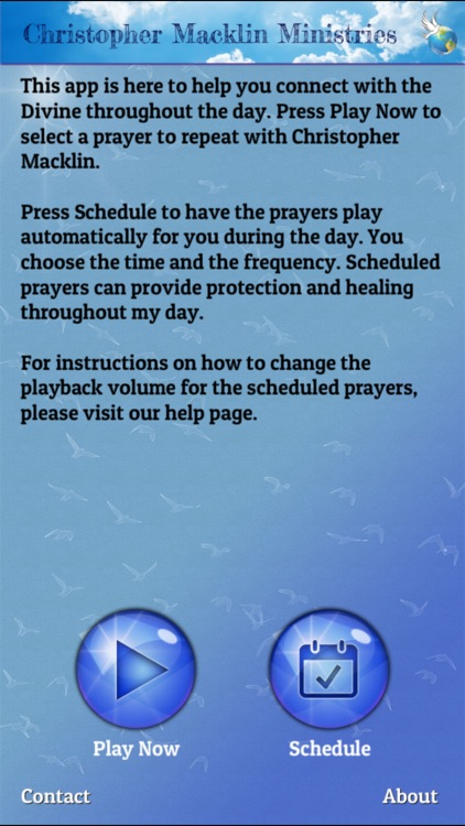 CM Prayers screenshot-0