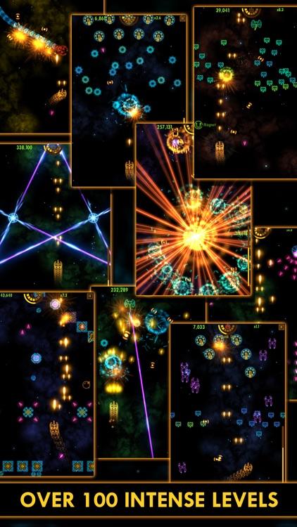 Plasma Sky - a rad retro arcade space shooter screenshot-0