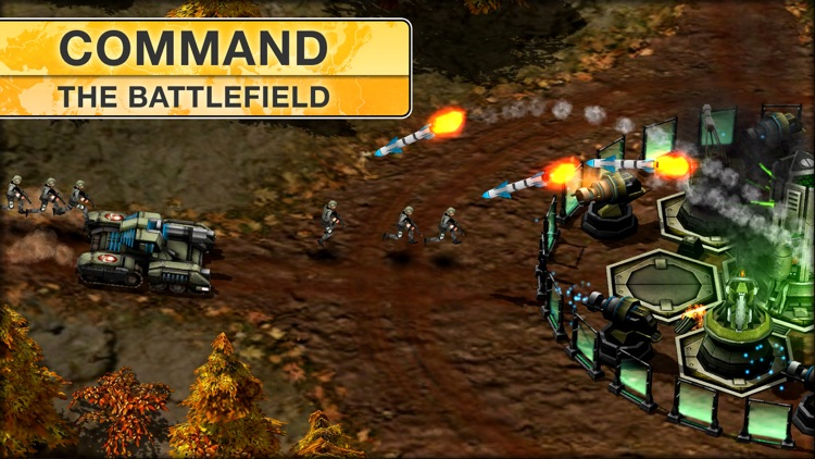 Modern Command screenshot-2