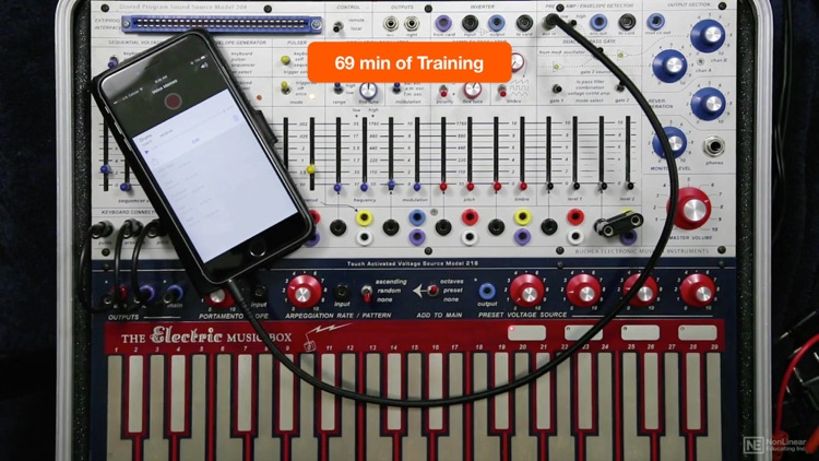 Intro For Buchla Music Easel screenshot-4