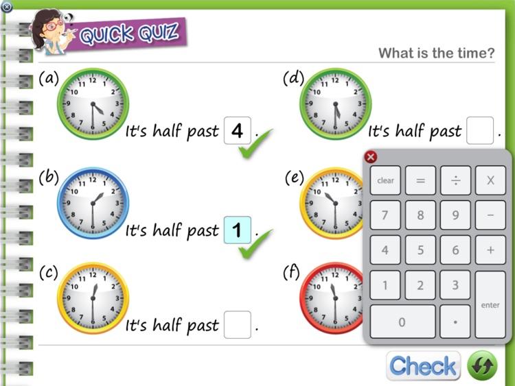 Targeting Maths 1B screenshot-3