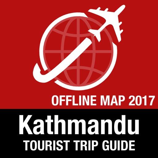Kathmandu Tourist Guide + Offline Map
