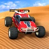 ATV 3D Action Car Desert Traffic Racer Racing Game - iPhoneアプリ