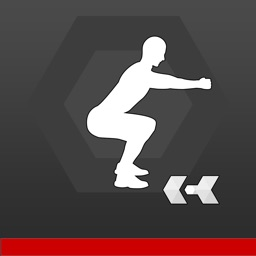 Fitbounds Squats Fitness-Tracker & Workout plan
