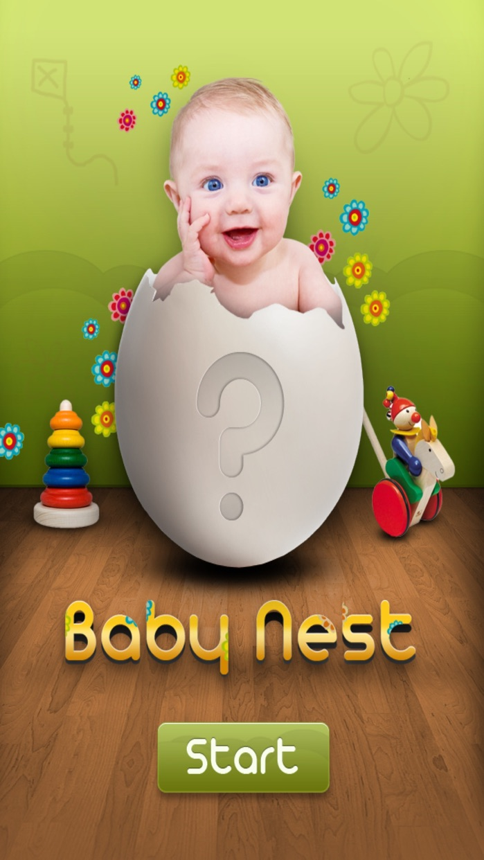 Future baby's face: get baby pics during pregnancy Screenshot