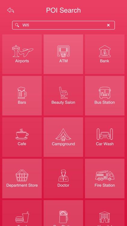 Chicago Wifi Hotspots screenshot-3