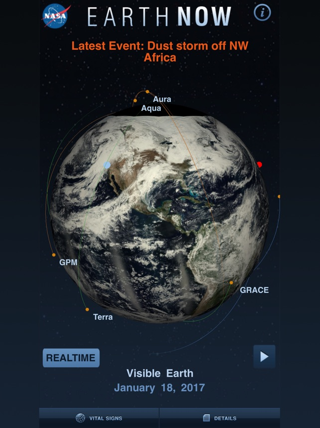 Earth Now on the App Store Earth Now