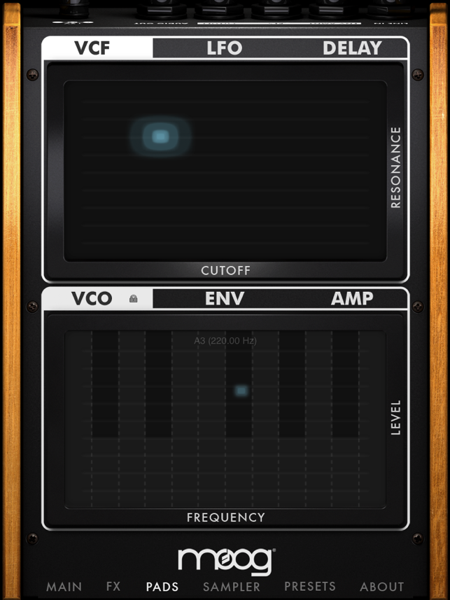 Filtatron Screenshot